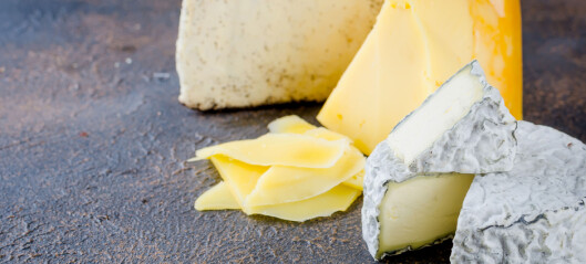 Er ikke den fete osten dårlig for hjertet?