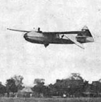 """""""Adalbert Schmids ornithopter, 1942"""""""