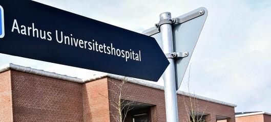 Koronaviruset har ikke gitt flere danske dødsfall enn normalt