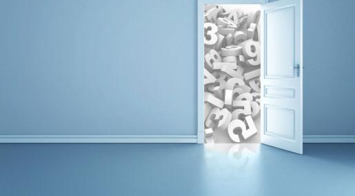 Åpne dører til rotete rom