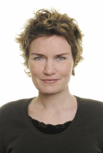 Caroline Dale Ditlev-Simonsen leder BIs Senter for bedrifters samfunnsansvar. (Foto: BI)
