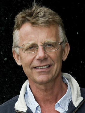 Willy Pedersen. (Foto: UiO)