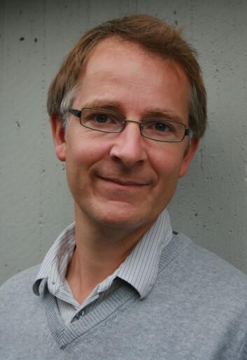 Anders Bakken. (Foto: NOVA) (Foto: Nova)