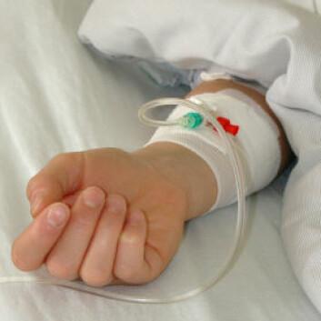 Forskerne arbeidet med en sjelden barnesykdom, Aicardi-Goutières syndrom. (Foto: iStockphoto)