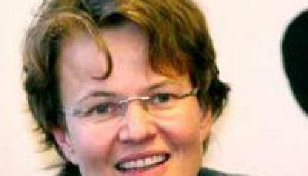 """""""Likestillingsarbeidet er rammet av suksess og immobilitet samtidig, mener professor Susanne Baer."""""""