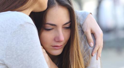 Ungdom får mindre sosial angst om de får støtte fra andre