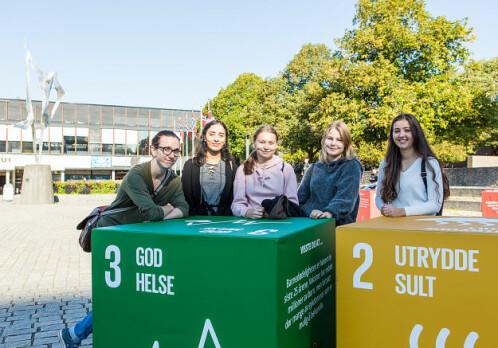 Corona scholarships to international students in Norway