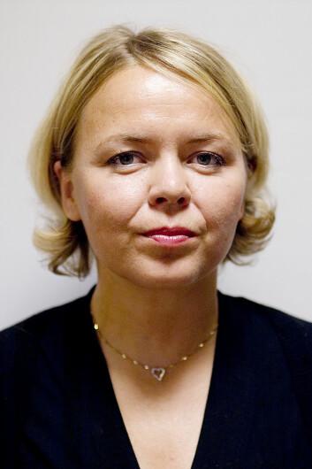Førsteamanuensis Camilla Brautaset. (Foto: K. Kolle/UiB)