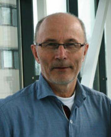 Jon H. Loge. (Foto: Elin Fugelsnes)