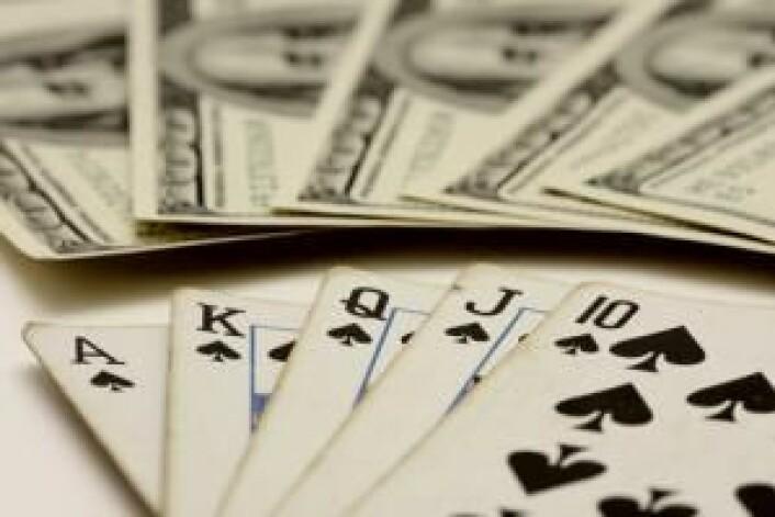 Spillegalskap skyldes en defekt i hjernen, indikerer ny studie. (Foto: Colourbox)