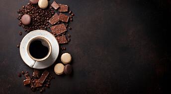 Kaffe endrer smakssansen din
