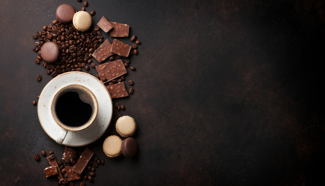 Mange liker kombinasjonen av kaffe og søtsaker. Kaffe kan trolig framheve nettopp søtsmaken i for eksempel sjokolade.