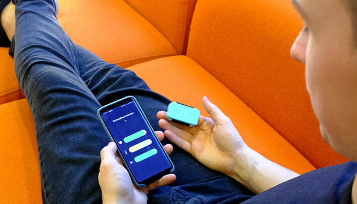 A daily 10-minute training session using an app could reduce migraine attacks