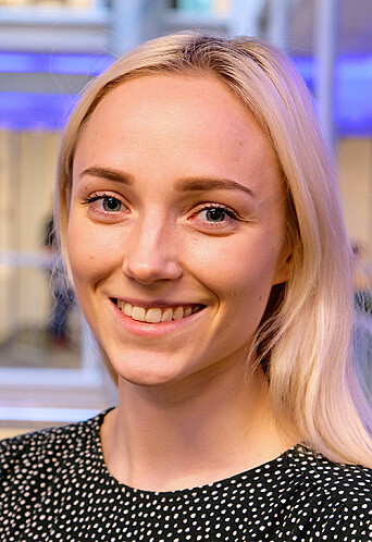 Cathrine Ro Heuch is the general manager of Nordic Brain Tech, which is developing the migraine app.