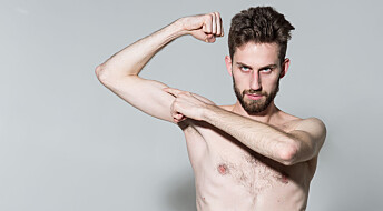 En av tre mannlige ruspasienter brukte anabole steroider