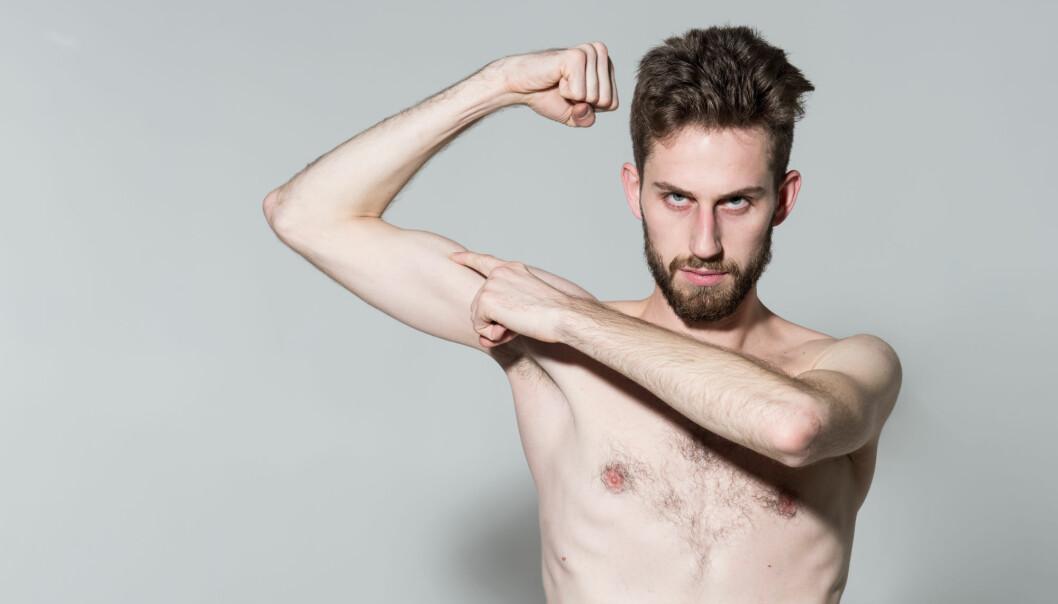 Mange rusmisbrukere på avrusing har brukt anabole steroider for å bli kvitt den magre rusmisbrukerkroppen.