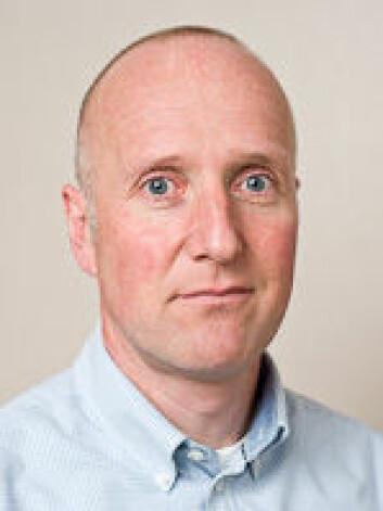 Jørgen G. Bramness. (Foto: Foto- og videotjenesten, Institutt for klinisk medisin, UiO)