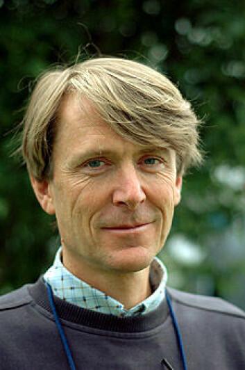 """Professor Ivar Rønnestad. (Foto: Lars Holger Ursin)"""