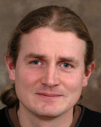 Ken Olaf Storaunet (Foto: Lars Sandved Dalen / Skog og landskap)