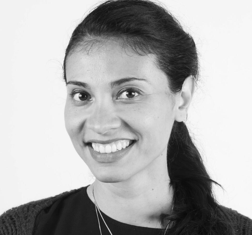 Paloma Guzman er en av de nyansatte. Hun forsker på kulturarv, urbanisering og klima, og jobbet for UNESCO før hun kom til NIKU.