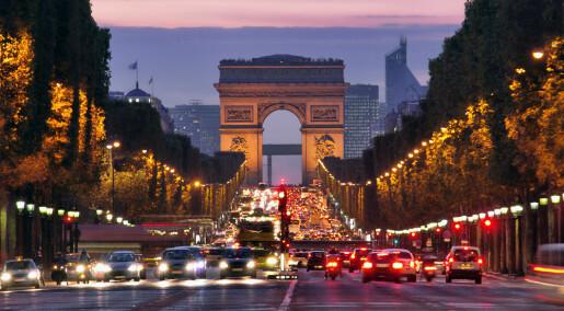 Hvorfor satse på Frankrike?