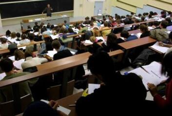 Folk som tar utdanning lever lengst.(Foto: Colourbox)