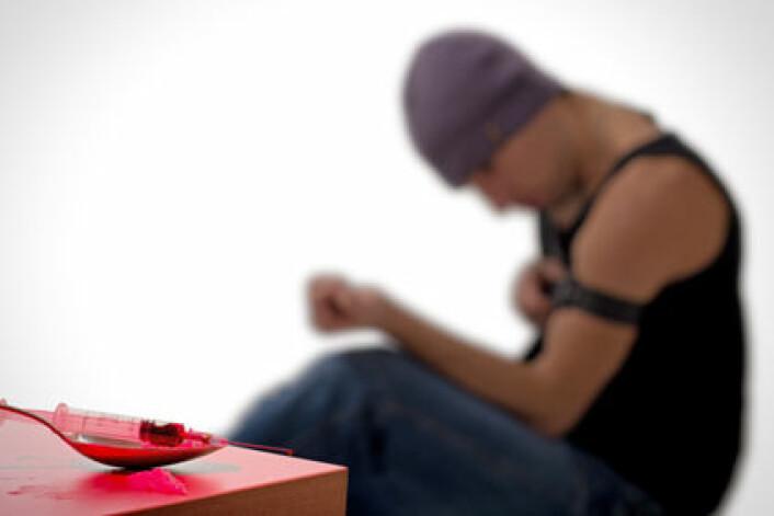 Narkotikadømte løper 12-15 ganger større dødsrisiko enn gjennomsnittet; først og fremst fordi de gjerne misbruker rusmidler selv. Men også kriminelle som ikke er dømt for stoff eller alkohol, lever farlig. (Foto: Colourbox)