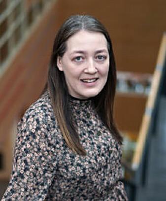 Hanne Næss Hjetland, postdoktor ved Institutt for spesialpedagogikk, UiO. Hun er en av forskerne bak en ny studie som har oppsummert og analysert resultatene fra en rekke studier på barn og lesing.
