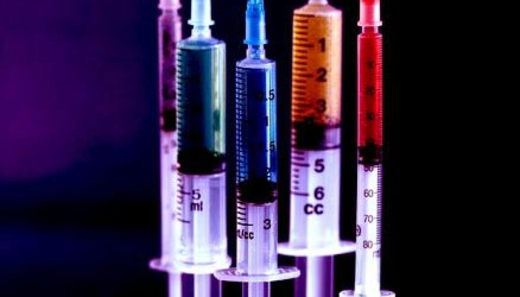 """""""Dårlig sterilisering og gjenbruk av sprøyter var vanlig ved sykehuset, ifølge Vittorio Colizzi, virolog ved University of Rome i Italia."""""""