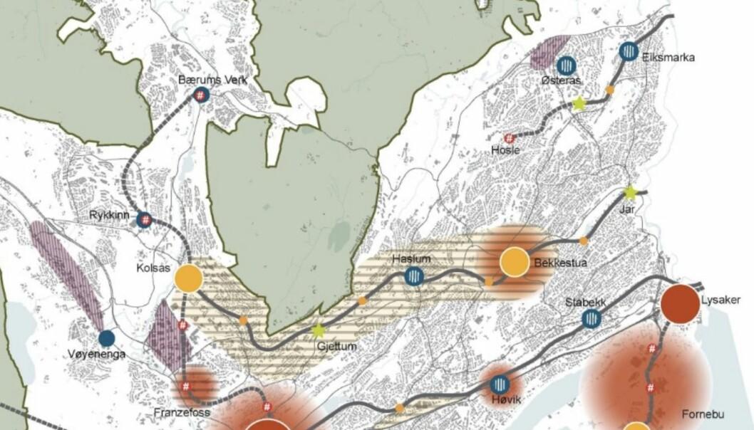 Slike planer digitaliseres nå i Norge og i resten av Europa. Det stiller nye krav til at de som lager dem bruker de samme tegnene og symbolene.