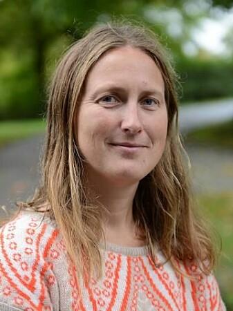 Anja Røyne er fysiker på Universitetet i Oslo.