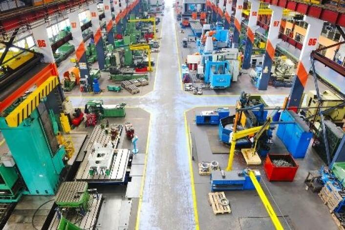 Norske forskere strømlinjeformer fremtidens fabrikk. Design og analyse blir mer knirkefritt med dataverktøy som er laget for begge deler. (Foto: Shutterstock)