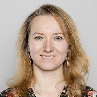 – Folk i området har stort behov for informasjon, sier postdoktor Yevgeniya Tomkiv ved CERAD.