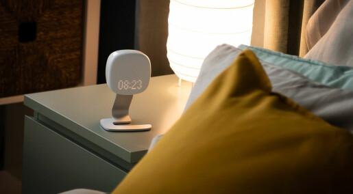 Ny, norsk sensor skal gjøre at du sover bedre når søvnen din blir overvåket