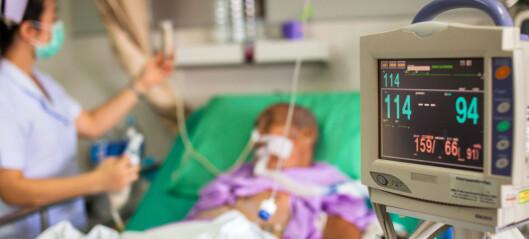 Amerikansk studie: De fleste alvorlige koronasyke har høyt blodtrykk, fedme eller diabetes