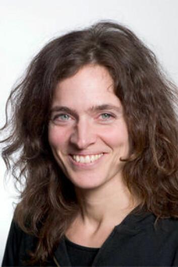 Anne Halmøy har forsket på sammenhengen mellom for tidlige fødsler og ADHD som voksen. (Foto: Herdlevær/UiB)