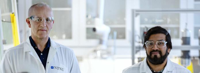 Et team med Magnar Bjørås og Sulalit Bandyopadhyay i spissen har utviklet NTNU-testen.