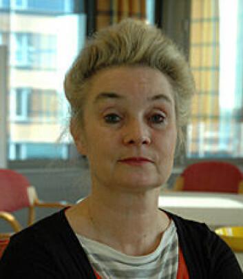 Lill Scherdin er seniorforsker ved Insitutt for kriminologi og rettssosiologi, Universitetet i Oslo. (Foto: UiO)