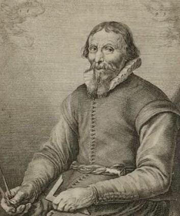 Nederlenderen Jan Leeghwater var ingeniør, møllebygger og arkitekt. Han var blant annet involvert i et stort dreneringsprosjekt i Nederland, hvor man brukte vindmøller til å drive pumpene. (Foto: Wikimedia commons/Machinarium)