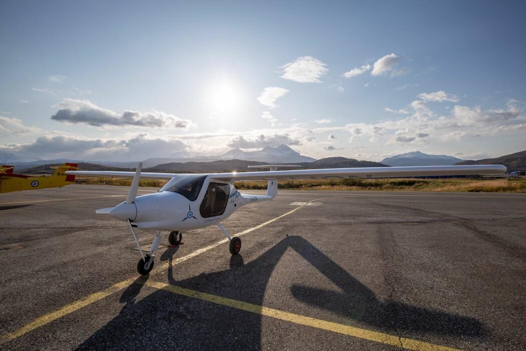 – Vi ser fram til endelig å komme oss opp i luften med disse flyene. Det kan på sikt gi mange svar på hvordan vi kan få til en grønn transportrevolusjon, sier forsker Clara Good.