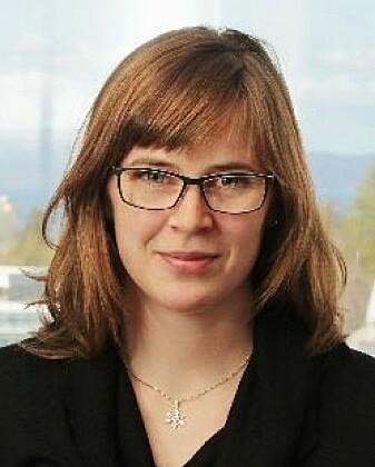 Clara Good, førsteamanuensis i luftfartsfag ved UiT.