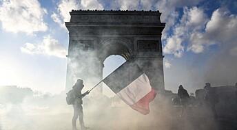 Frankrike er ikke et hvilket som helst land