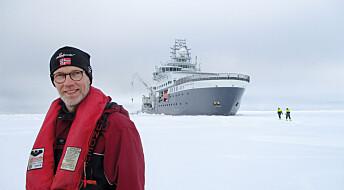 Klimaendringene forstyrrer økobalansen i Barentshavet