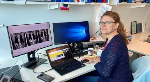 Opptil 40 kreftstudier ble satt på vent da koronaepidemien kom