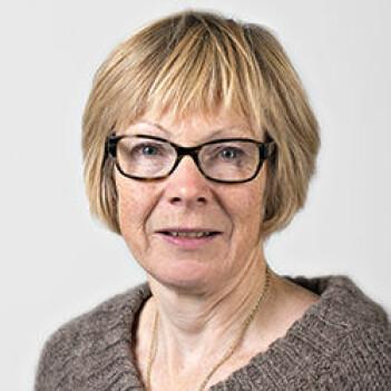 Anne Kjersti Uhlen er professor i plantevitenskap ved NMBU.