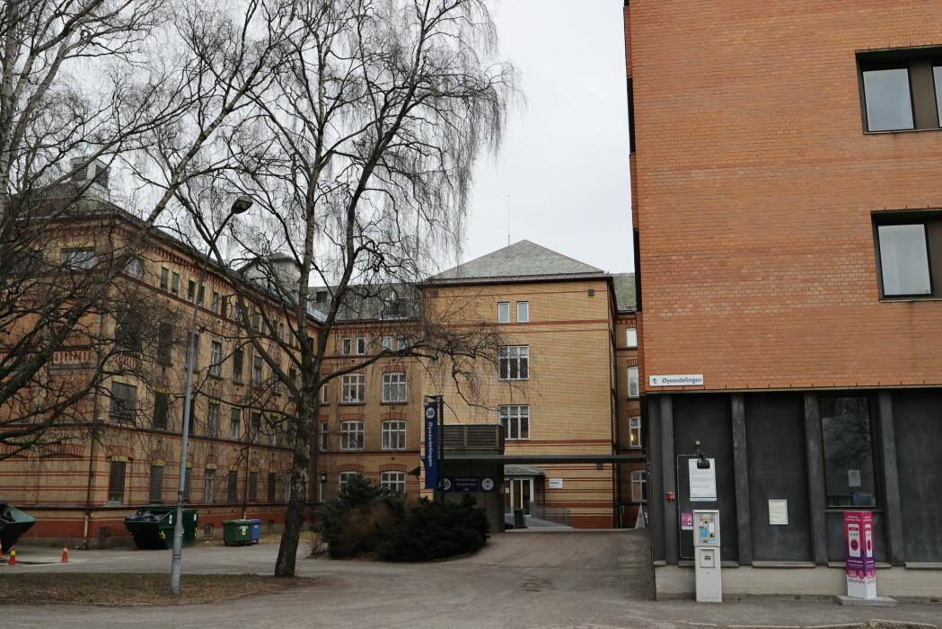 Oslo Universitetssykehus isolerer pasienter med magesmerter etter at ni pasienter med slike smerter fikk påvist covid-19.