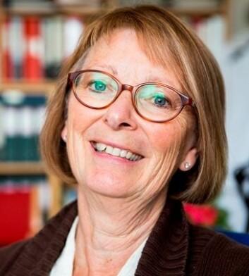 Judith Narvhus. (Foto: Håkon Sparre, UMB)