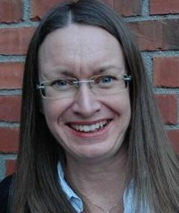 Åse Marie Ommundsen. (Foto: Kari Aamli)