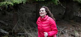 Nina løp maraton med åpen hjerteklaff