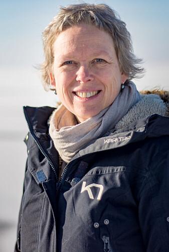 Arven etter Nansens prosjektleder Marit Reigstad ved UiT Norges arktiske universitet.